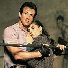 Rocky and Adrian, Rocky 5.