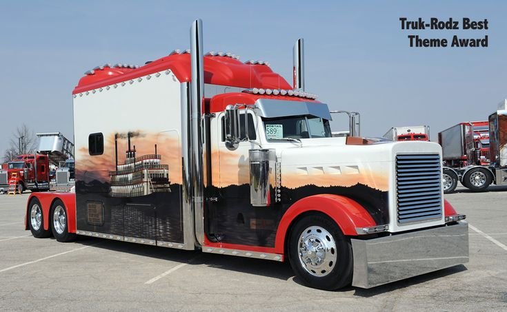 Tricked Out Semi Trucks | 10-4 Magazine - For Today's Trucker