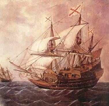... los restos de los galeones «Nuestra Señora de Guadalupe» y «Conde de Tolosa», ambos pertenecientes a la flota española