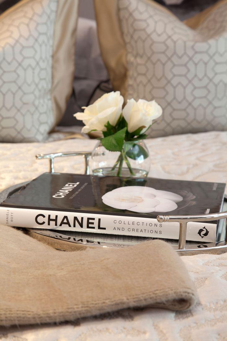 Accessories in Master Bedroom  | JHR Interiors