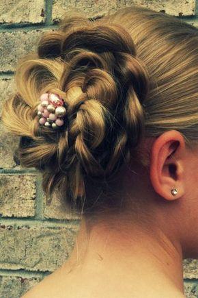 mejores 29 imágenes de coiffures en pinterest | peinados, peinados