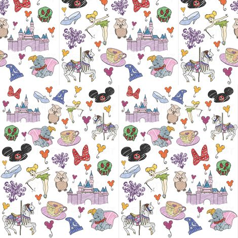1000 Images About Pattern Inspiration Disney On