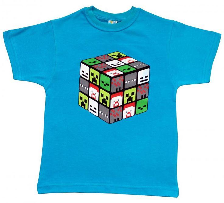 T-shirt dla miłośnika MINECRAFT'a 158 -PL