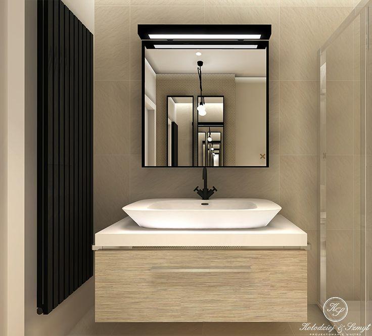 Modern elegant bathroom by Kolodziej & Szmyt.