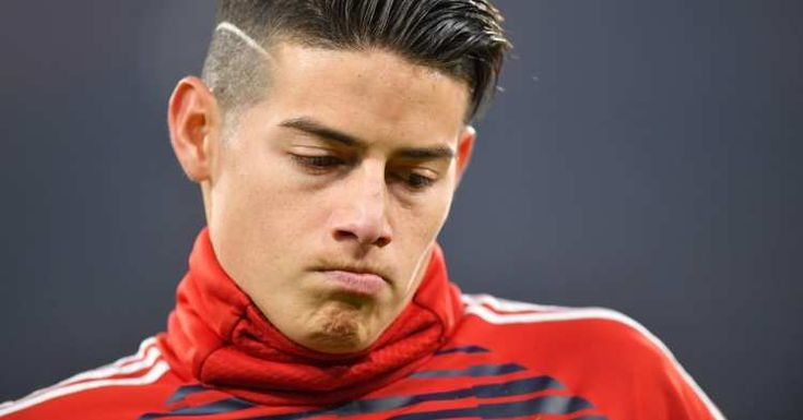 Injury update: James Rodriguez was subbed off vs. Besiktas due to calf tightness: Hopefully this isn't anything too serious! James…