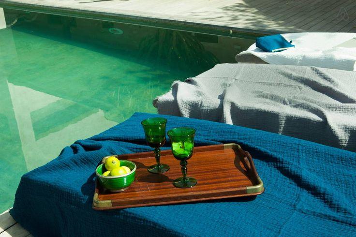 Échale un vistazo a este increíble alojamiento de Airbnb: Esplendida villa Lujo en Villaverde