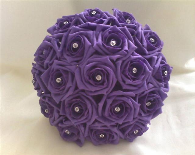 Deidre: Bridal Bouquets, Shades Of Purple, Wedding Bouquets, Purple Flowers, Purple Rose, Red Rose, Cool Ideas, Bridesmaid Bouquets, Purple Bouquets