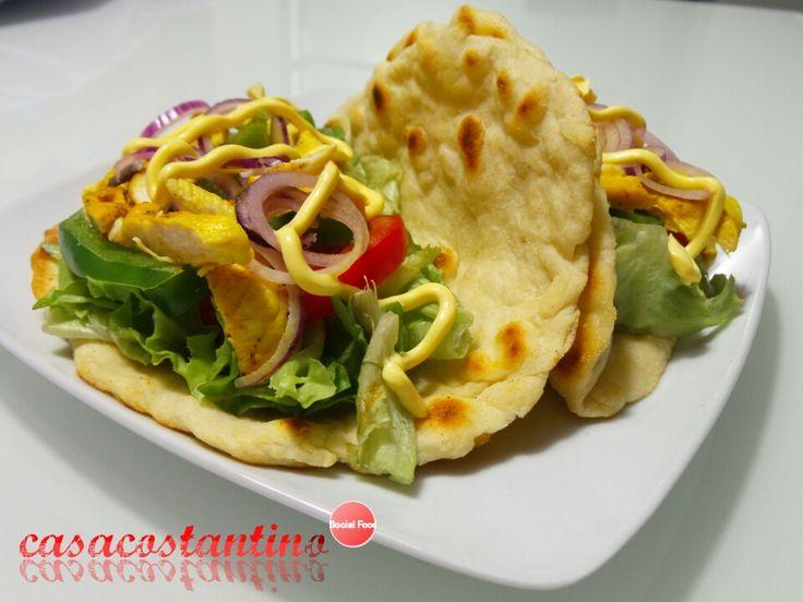 Ricette semplici e veloci con un occhio all'estetica ed alla presentazione perché un piatto va mangiato prima con gli occhi!