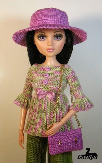 PlayDolls.ru - Играем в куклы :: Тема: Багира: Галерея работ (8/26)