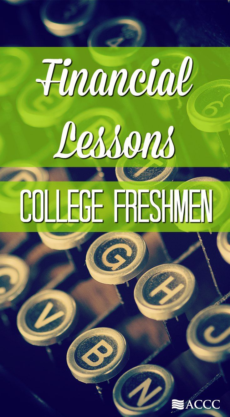 Having your finances in order is critical before heading off to college. Use these financial prep lessons to get ready for college.