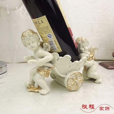 Маленький ангел украшения смолы вино стеллажи творческого дома прохладнее украшения свадебный подарок новоселье идеи подарка и практические - Taobao