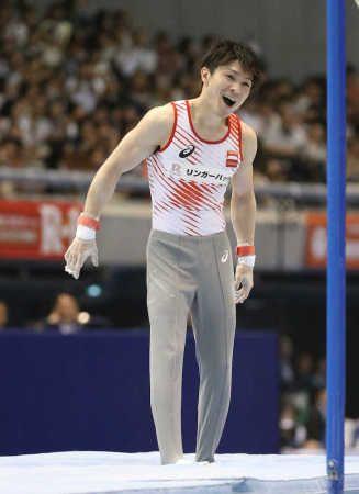 内村 NHK杯9連覇&個人総合40連勝!さあ、次は世界選手権7連覇だ