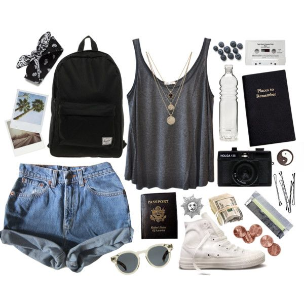 b6c6aa41f0eaf4f5bd5772c19fe561d6 Road Trip Essentials–20 Best Outfits For Traveling in Summers