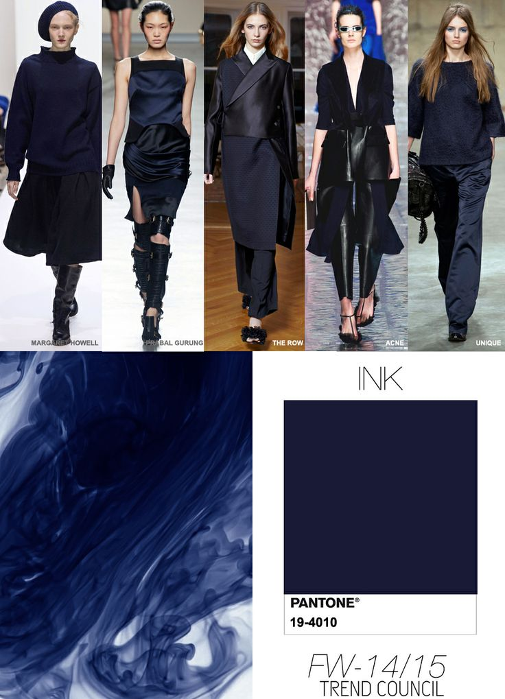 Hey guys! Be amazed. I like a color that's not quite black... INK fall winter 2014 trend