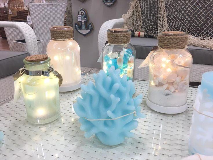 #vacchetti #vacchettispa #candela #candelaled #corallo #luci #led #mare #mare2018 #sea #sea2018 #seacollection #newcollection #myhome #newseason #articoliperlacasa #beach #faro #ancora #inspire_me_home #homedesign #homedecor #azzurro #lightblue #corallo #candelacorallo #sealovers #summer #beach