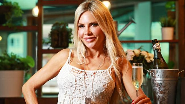 REAL HOUSEWIVES ACTRESS and singer Melissa Tkautz said her first taste of fame left her so depressed she couldn't leave the house.