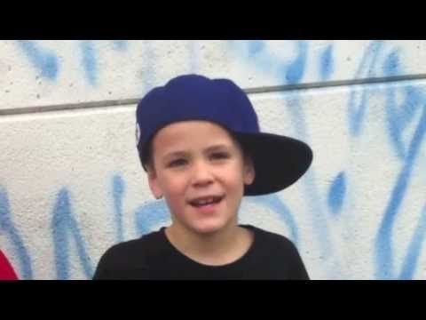 Ninja William Tempest Academy 2013 Summer Camp Scholarship Contest | 7 y...