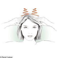 La restitution du masque pour les cheveux