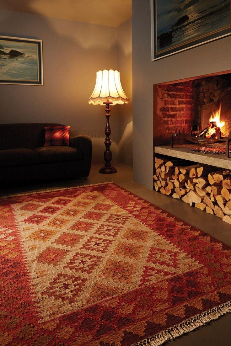 Details Zu Teppich Wohnzimmer Orient Klassik Design KELIM RAHMEN Wolle Carpet Rug Gunstig