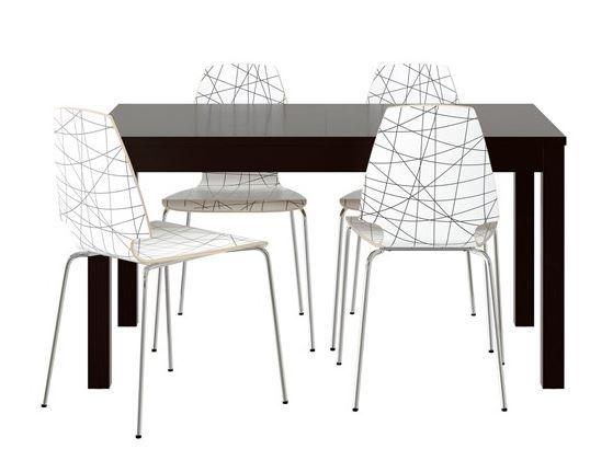 ikea dekoratif masa ve sandalye modelleri 2015