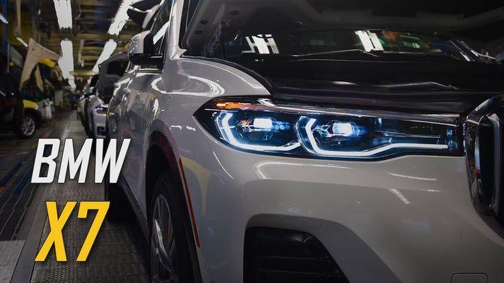 NEW BMW X7 2019 PRODUCTION #BMW #X7 #BMWX7