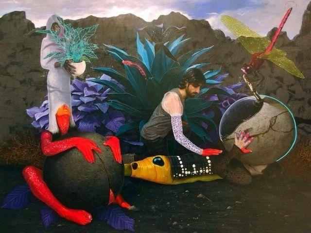 """Galeri İlayda 23 Ekim – 29 Kasım 2015 tarihleri arasında sezonun ilk sergisini """"Catharsis"""" ile gerçekleştiriyor."""