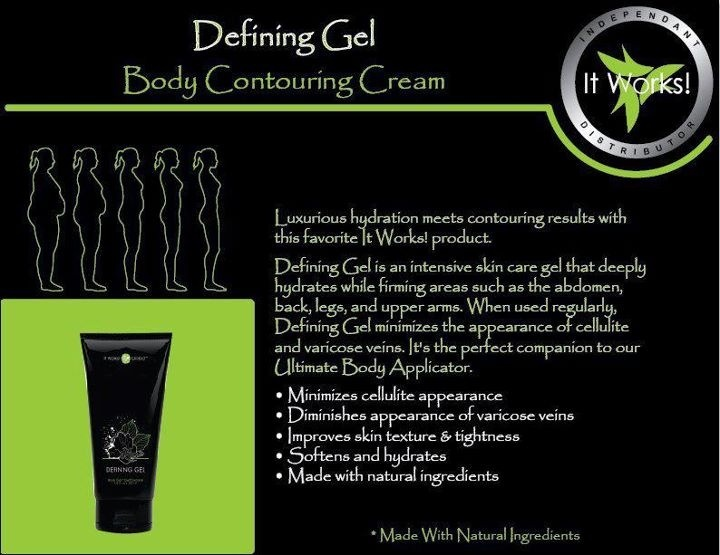 Weapon for the war on cellulite!