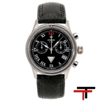 Reloj Junkers Cronografo Negro Mujer  http://www.tutunca.es/reloj-junkers-cronografo-negro