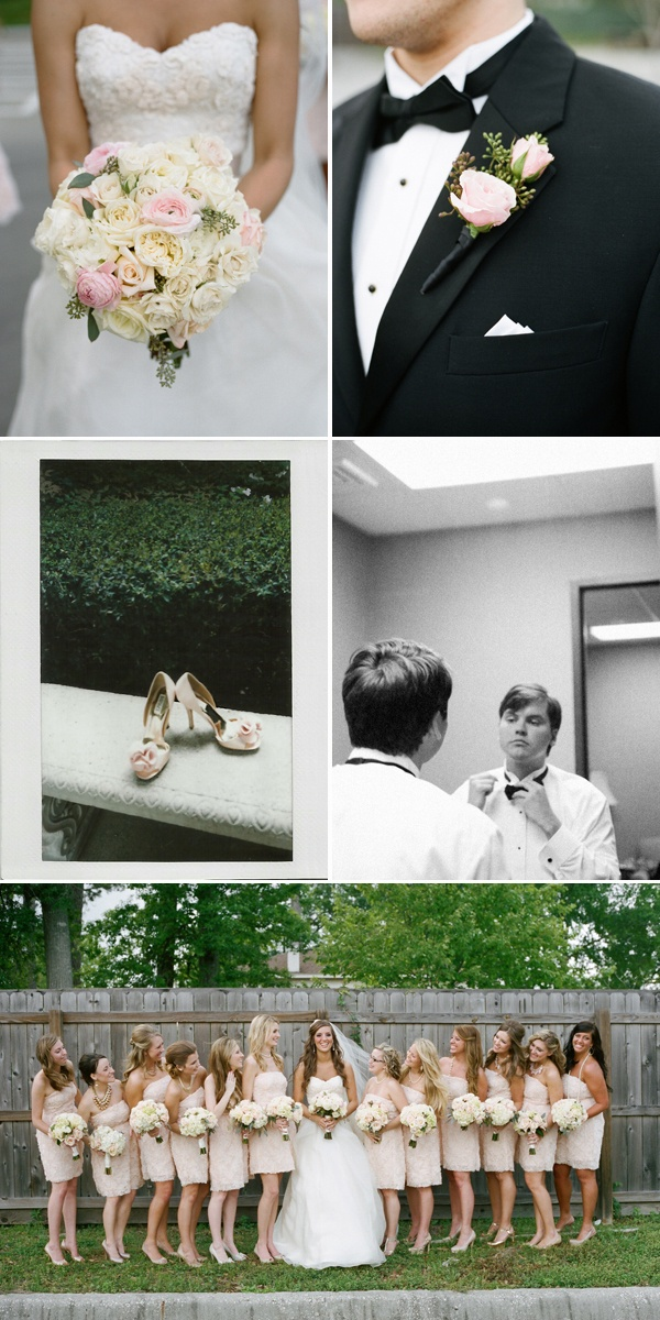 Beaumont TX Wedding by Jesse Ryan Photography