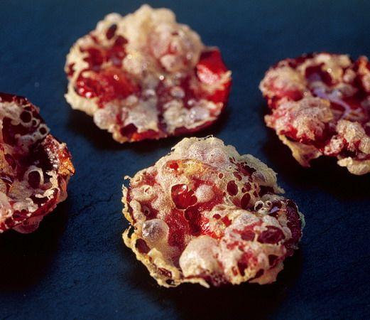 El Bulli's Fried Rose Petals