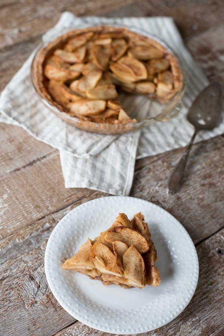 Classic Apple Pie | Autoimmune Paleo Crust recipe here too, better than what's in the book.