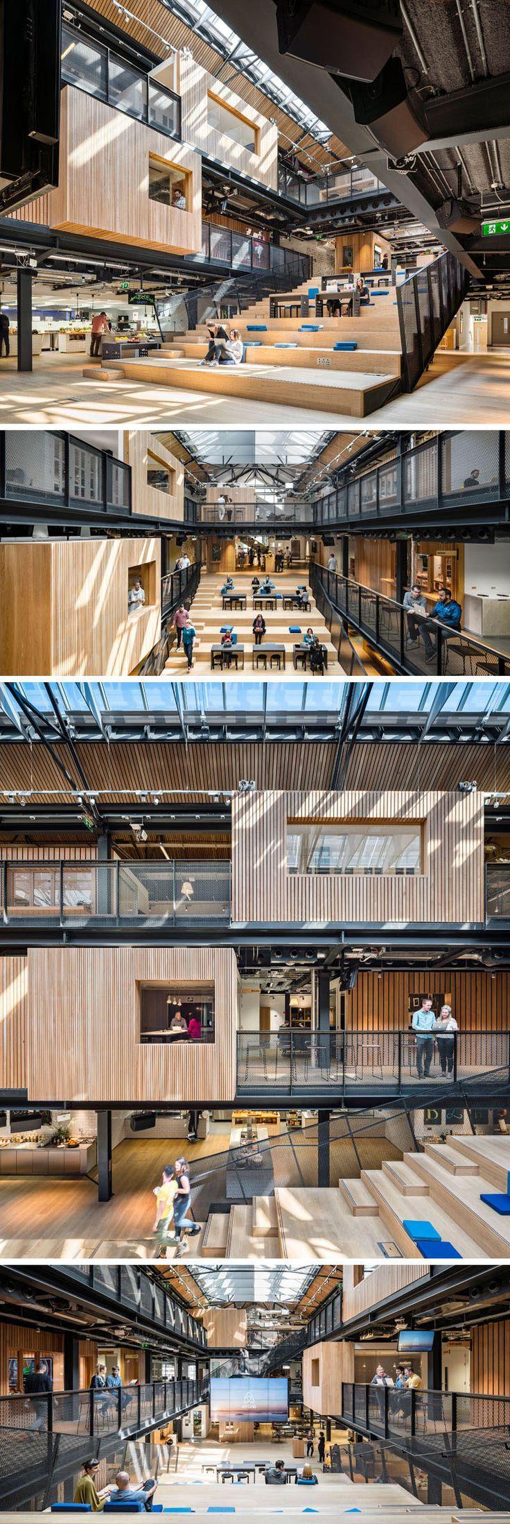 Airbnb的寬敞的都柏林總部30張圖片