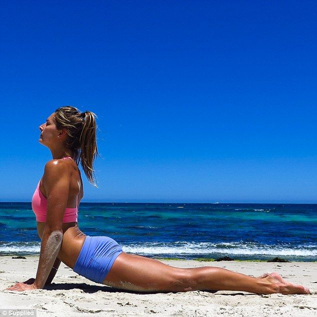 'Invigorating': Cobra/Updog is a great way to energise the body
