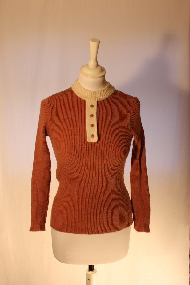 cute pink vintage knitwear, sixties