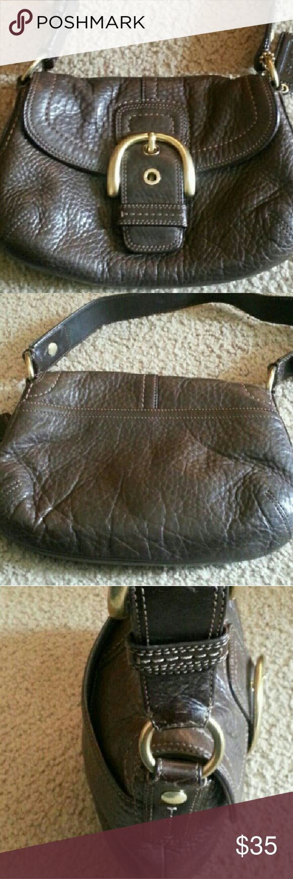 Coach hobo bag Authentic leather coach hobo bag Coach Bags
