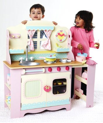 Educational Toys And Games Spring Summer 2017 Elc Wooden Cottage Kitchen Lovely