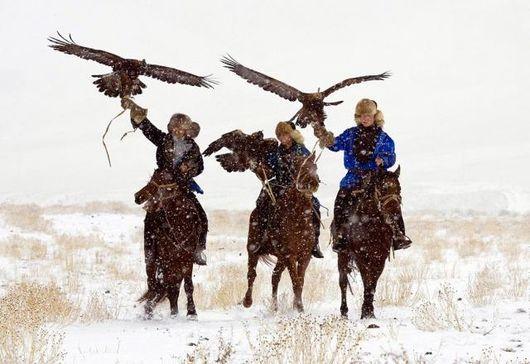 A solymászat lényege: idomított ragadozó madarak alkalmazása a vad elejtésére, elfogására. Egyes népek solymászati szokásai eltérően fejlődtek így a solymászat elnevezése is változik. Például a közép-ázsiai  népek - egyes tudósok szerint a buddhizmus elterjedése óta - szinte csak szirti sassal, berkuttal vadásznak. Így náluk a solymászt - függetlenül attól, hogy milyen madarat idomít - berkutcsiknak, azaz sasosnak, sasásznak hívják.