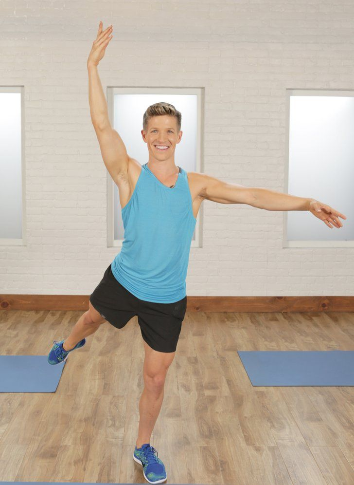 Set Your Obliques on Fire With This 20 Minute Muffin-Top Workout Video