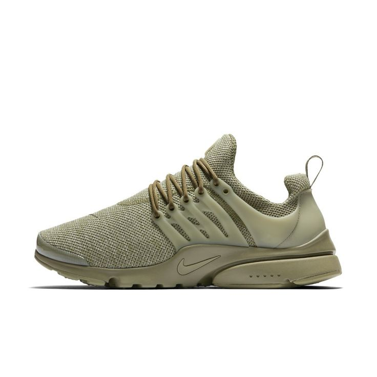 Nike Air Presto Ultra Breathe Men's Shoe Size 12 (Olive) - Clearance Sale