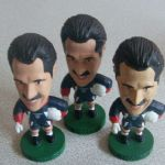 David seaman big head footballers , so funny and bad why did we collect these