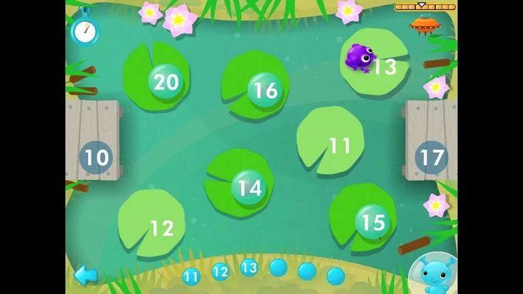 Recomiendo estas Apps para Eduación infantil. Aprendes Con Boing: ¡Aventuras en la sabana! - Juegos de matemáticas educativos para niños