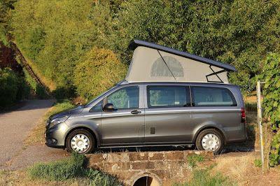 Campingbus: Der Sunvan V26 - Mercedes-Benz Vito von Köhler