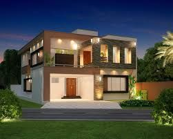 10 Marla Modern Home Design Front Elevation, Lahore, Pakistan Design  Dimentia Part 86