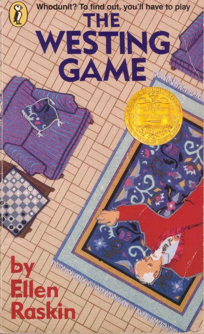 Lecturile Emei: The Westing Game (Jocul lui Westing) - Ellen Raski...
