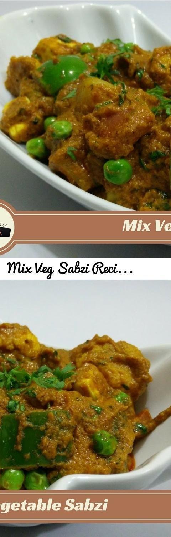 Mix Veg Sabzi Recipe in Hindi by Cooking with Smita | Restaurant Style Punjabi Mix Vegetable... Tags: mix veg sabzi by cooking with smita, sabzi recipe in hindi, mix vegetable sabzi recipe in hindi, mix veg in hindi, mix veg recipe in hindi, mix sabzi recipe in hindi, mix veg sabzi, mix vegetable sabzi punjabi style, mix veg sabji, mix vegetable recipe in hindi, cooking with smita, mix vegetable sabzi, how to make mix vegetable sabzi, mix veg, mix veg recipe, cooking in hindi, punjabi sabji…