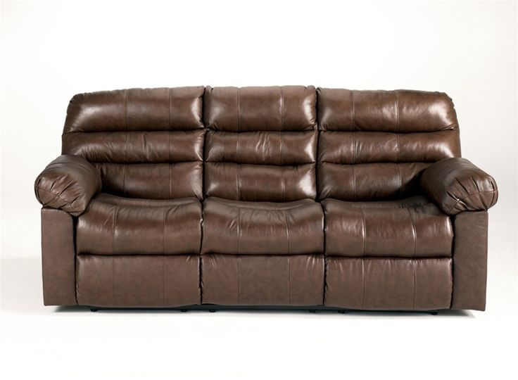 ashley leather couch and loveseat