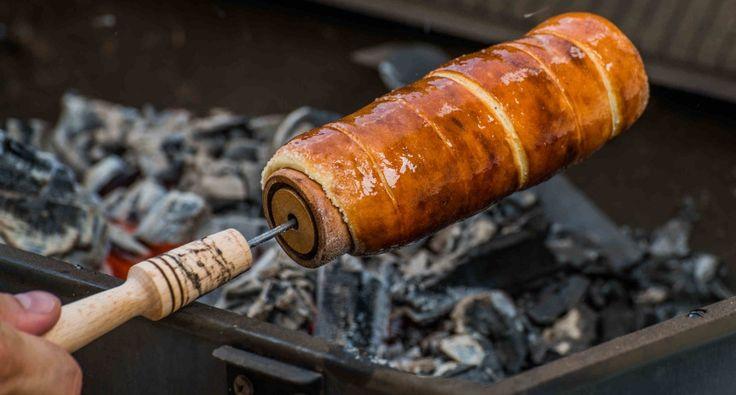 Házi kürtőskalács grillsütőn recept | APRÓSÉF.HU - receptek képekkel