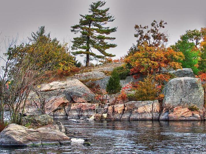 Burleigh Falls, Ontario