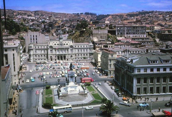 Plaza Sotomayor- Valparaíso
