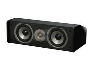 Polk Audio CS10 Single Center Speaker - Black